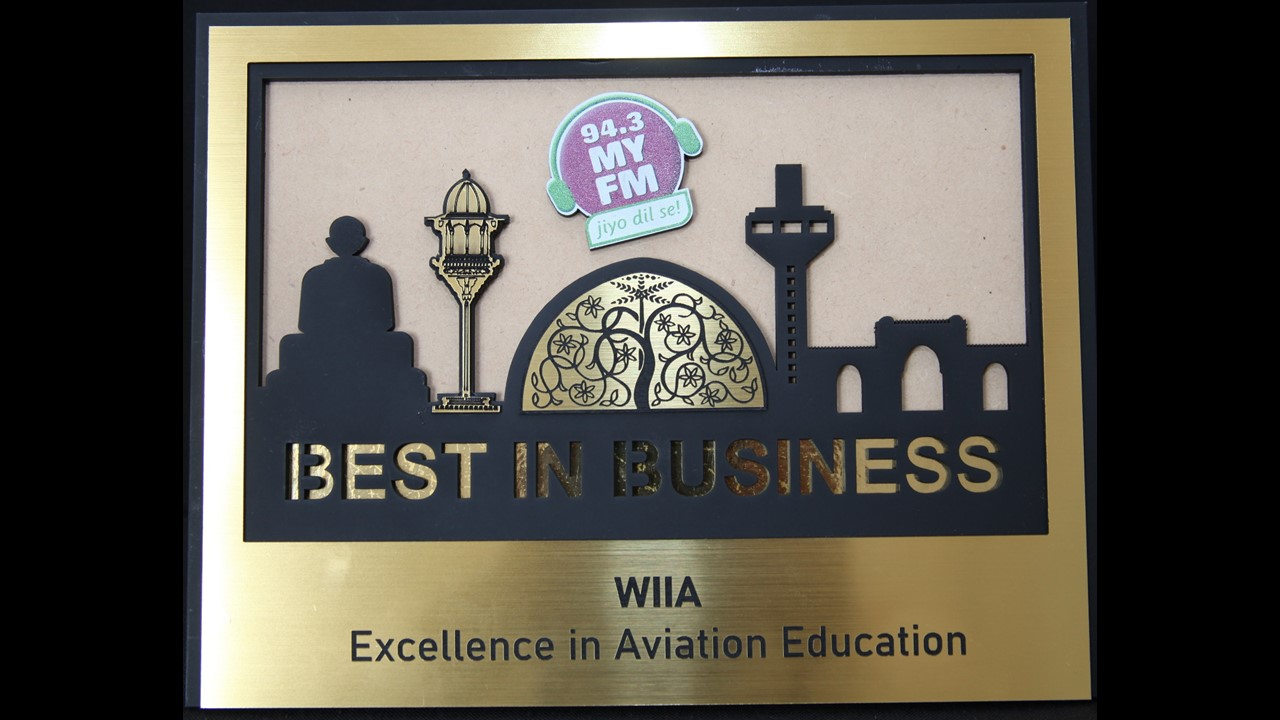 Excellence in Aviation Education Award