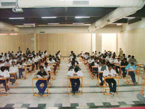 Examination-Hall